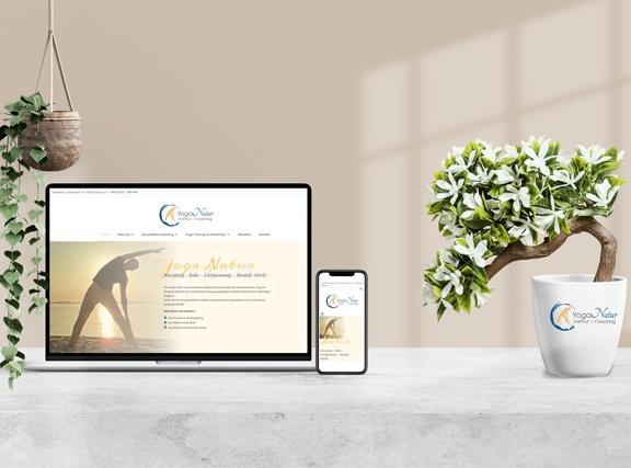 Yoga-Studio Eningen – Neue Angebote und neues Erscheinungsbild